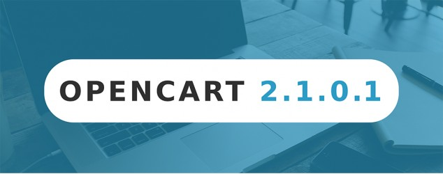 OpenCart 2.1.0.1 - Available Now