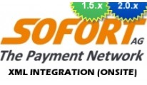 Sofort XML Payment Integration (1.5.x/2.x)