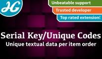 [VQMOD] Serial Key module 1.4.8 - 1.5.X