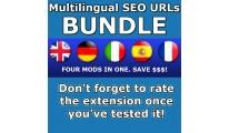 [VQMOD] Multilingual SEO URL Bundle Package
