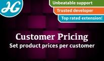 [VQMOD] Customer specific pricing 1.5.X
