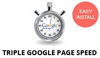 Simple Google Page Speed Increase