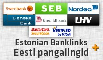 Estonian Banklinks Plus / Eesti pangalingid +
