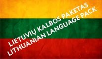 Lithuanian (Lietuvių) language pack (v1.5.6.4 and v2.2.0.0)
