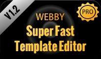 Super Fast Template Editor ver 1.2