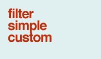 Filter Simple Custom
