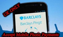 UKSB Barclays Pingit - Mobile Phone Payments