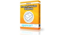 French Colissimo Shipping oc2.x