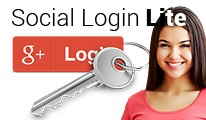 Social Login FREE Google Plus