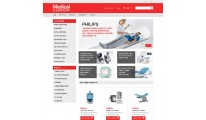Medical Equipment - Responsive Store