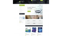 Contact Lens - Responsive Store