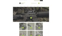 Weapons Collection - Responsive 2.0 Theme