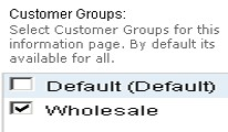 Information Pages-Customer Group Wise, attach download to pages