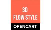 3D Flow Style