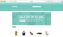 Egestas - Responsive OpenCart Fashion Template