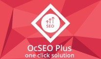 OcSEO Plus - One click solution (1.5.x version)