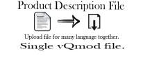 Product Description File