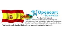 Español Opencart 2.0.x