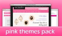 Premium Opencart Pink Themes Bundle