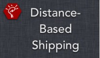 Distance-Based Shipping