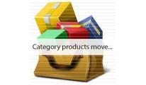 Bulk Product move categories between
