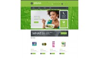 Drugs & Beauty - Responsive Theme