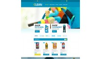 Home Cleaning Supplies - Responsive 2.0 Theme