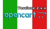 Traduzione Italiana Open Cart 2.x.x