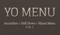 YO Menu (category menu module)