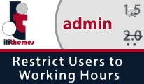 Restrict Users to Working Hours