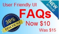 Frequently Asked Questions (FAQs) with Content Management