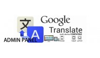 Google Translate Plugin For Admin Panel oc1.4-2.x