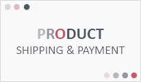 Product Shipping & Payment