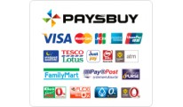 Paysbuy Payments for Thailand OpenCart 1.x