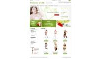 Women Store OpenCart Template - OPC030053