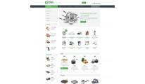 Kitchen Supplies Store - Responsive 2.0 Theme