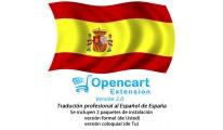 Idioma Español (Formal y Coloquial) V 2.x