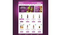 All Types of Drinks - Responsive Theme