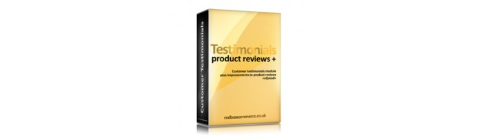Customer Testimonials & Product Review +