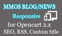 BLOG - Opencart 2.x