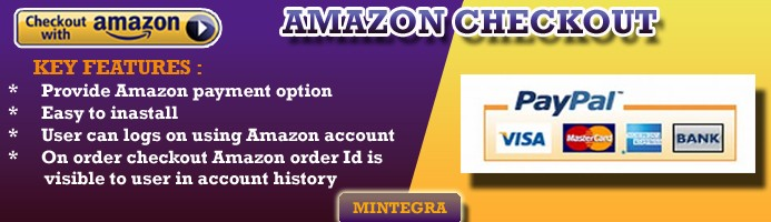 Amazon Payments Payment Module for OpenCart v1.4.X v1.5.X 2.X