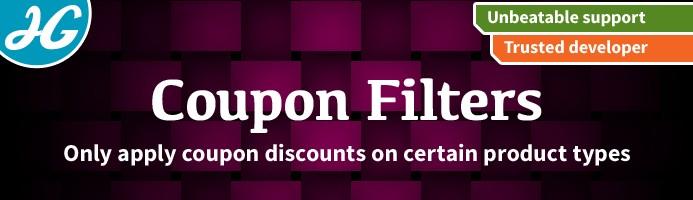 [VQMOD] Coupon Filters 1.5.X