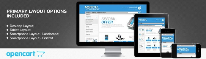 Medical Equipment - Responsive Store (#52261)