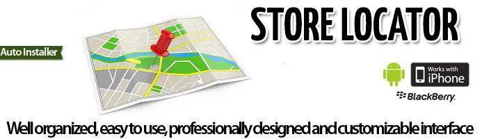 Store Locator with Google maps