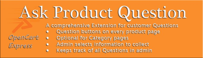 Ask Product Question