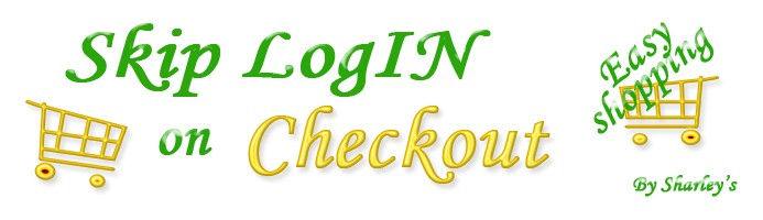 Skip Login On Checkout