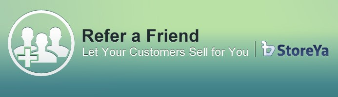 Opencart Refer A Friend program