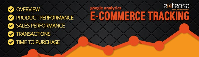 Google Analytics E-commerce Tracking PRO