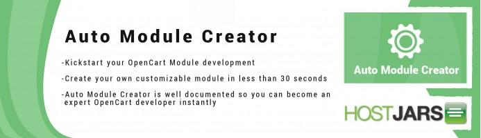 Auto Module Creator