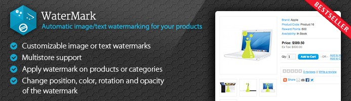 WaterMark - WaterMark and Protection for your Products